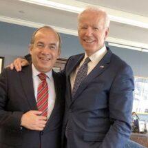 Triunfo de Biden; una buena noticia para los americanos y mexicanos: Calderón