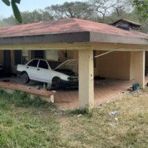 Investigan robo de vehículos; catean inmuebles en municipios de Nuevo León