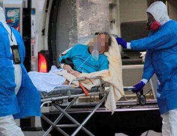 Suma México 101 mil 926 muertes por coronavirus en México