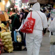 México reporta 105 mil 655 fallecidos por Covid-19