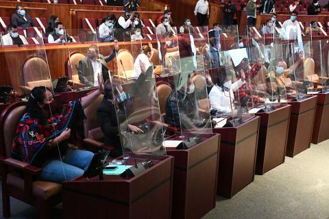 Congresistas de Oaxaca aprueban castigar difusión de pornografía infantil en redes sociales