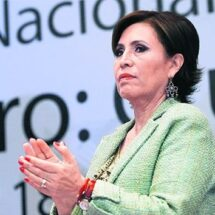 Giran orden de aprehensión contra Rosario Robles por delincuencia organizada y lavado de dinero