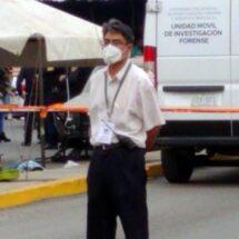 Asesinan a balazos a coordinador de pipas de Iztapalapa