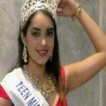 Rescatan a Miss Mundo Teen, había sido reportada como desaparecida en Hermosillo