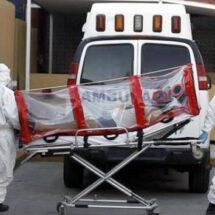 Aumentan a 119 mil 495 las muertes por coronavirus en México