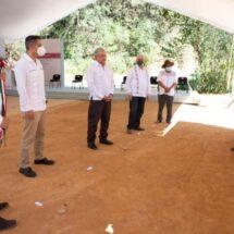 Gobierno de Alejandro Murat y Federación, unidos para saldar deuda histórica con los pueblos de Oaxaca