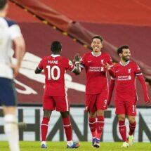 ¡Al 90′, Liverpool le arrancó el liderato de la Premier League al Tottenham!