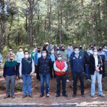 Inicia en concurrencia el Programa Pago por Servicios Ambientales Hidrológicos con comisariados de 10 comunidades de Valles Centrales de Oaxaca