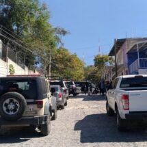 Asesinan a tiros a tres personas en Tlaquepaque