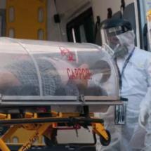 México llega a las 126 mil 851 muertes por Covid-19 con 1 millón 443 mil 544 casos