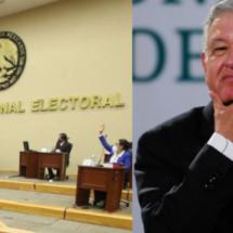 INE prepara lista de declaraciones prohibidas para AMLO durante campañas electorales