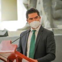 Ante la pandemia, con más obras y recursos se logra crecimiento y bienestar para Oaxaca: Javier Lazcano Vargas