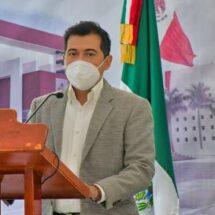 Niegan Congresistas de morena en Oaxaca uso proselitista de vacunas contra la Covid-19