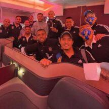 Tigres emprendió su viaje a Catar para disputar el Mundial de Clubes