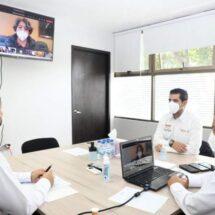 Participa IEEPO en Reunión Nacional de Autoridades Educativas