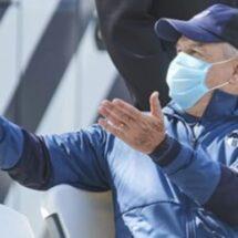 Seríamos unos hijos de la chi… si mandamos un jugador infectado a la cancha: Vasco Aguirre
