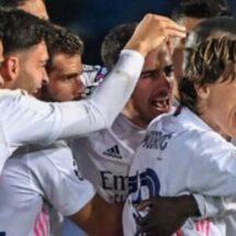 Real Madrid vence al Atalanta y se encamina a los cuartos de final
