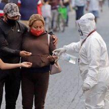 Suman 174 mil 657 muertes por coronavirus en México