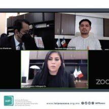 Resuelve IAIP Oaxaca 24 recursos de revisión