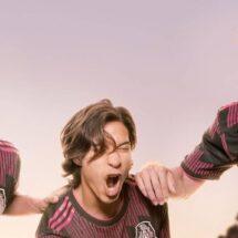 Selección Mexicana: Las estrellas del Tri ya posaron con la nueva camiseta