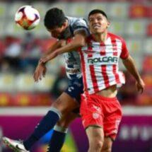Necaxa y Pachuca brindan espectacular empate en el Victoria