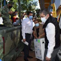 Arriban a Oaxaca 24 mil 375 dosis de la vacuna Pfizer: SSO