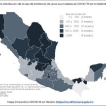 CDMX REBASA LAS 40 MIL 500 MUERTES POR COVID-19