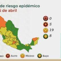 Oaxaca se encuentra en semáforo verde, confirma Murat