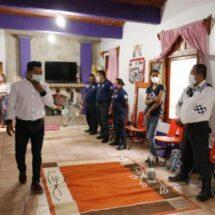Implementan taller de rehabilitación postcovid en el Municipio de Santa Lucía del Camino