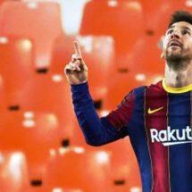 Golazo de Messi mantiene al Barça en la pelea por el título