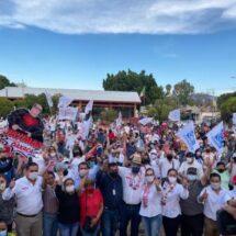 El voto de San Juan Chapultepec está con Javier Villacaña