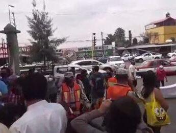Confrontación en la 28ª Zona Militar de Oaxaca