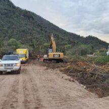 Restablece la SCT paso en la 190 Oaxaca-Istmo