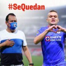 Romo, Orbelín y Rodríguez se quedan, asegura Juan Reynoso