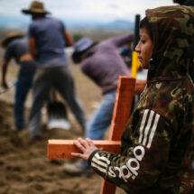México es el país con más huérfanos por covid-19, según estudio