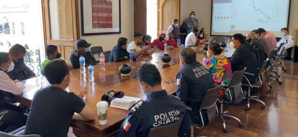 Gobiernos estatal y federal inician protocolo para el retorno de personas a Tierra Blanca