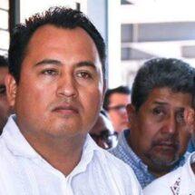 Después de andar en campaña, se enferma edil de Juchitán y al menos 12 trabajadores más