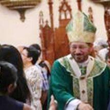 Sectores se unen a la pena por fallecimiento del Arzobispo de Xalapa