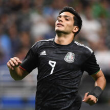 Raúl Jiménez convocado a la Selección Mexicana para eliminatorias