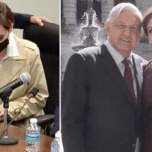 Lilly Téllez admite que reunión con Vox fue un error y lo compara con AMLO