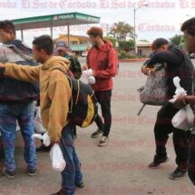 10 mil migrantes se han quedado a vivir en Veracruz