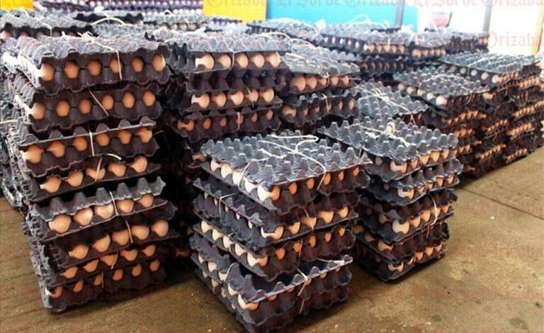 Un huevo ya cuesta casi 3 pesos; suben de precio otros alimentos