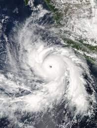 Rick se intensifica mientras se acerca gradualmente a las costas del Pacífico Mexicano Oaxaca será afectada